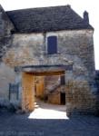 Beynac-et-Cazenac. Pueblo medieval