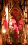 Virgen Negra. Rocamadour