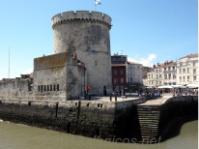 Torre de San Nicolas. La Rochelle
