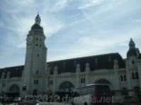 Estacion del ferrocarril. La Rochelle