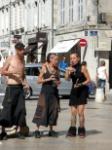 Callejeando. La Rochelle