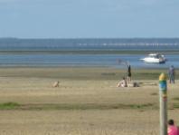 Playa de Hume, Gujan-Mestras. Francia
