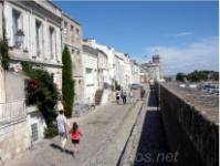 Muralla. La Rochelle