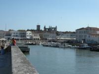 San-Martin-de-Ré. Isla de Ré. Francia